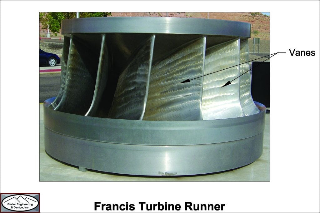 Francis Turbine Runner